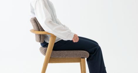 座り心地の追求