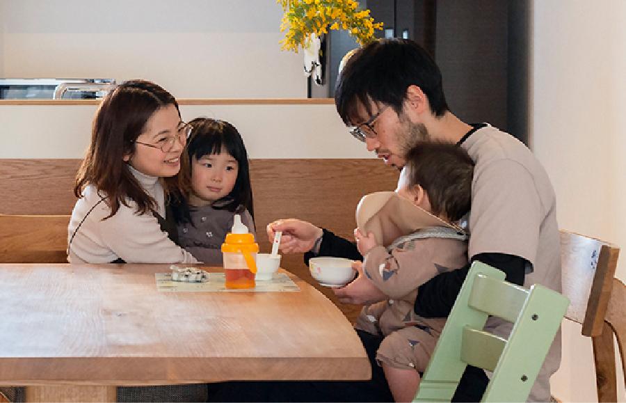男性社員の育児休業取得率向上
