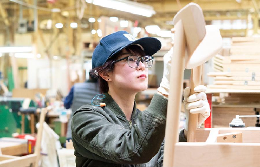 女性の活躍できる職場づくり